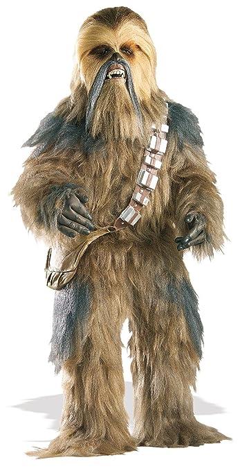 """Adultos Star Wars edición Suprema Chewbacca vestuario XL (44-48"""" chest) al mejor precio"""