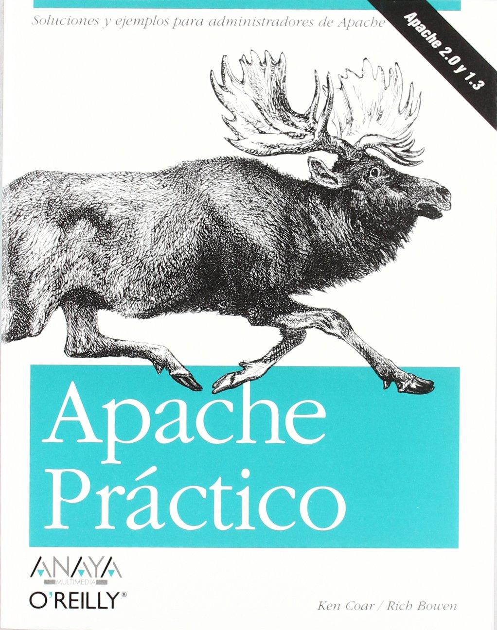 Apache Practico/ Apache Cookbook (Spanish Edition) Text fb2 book