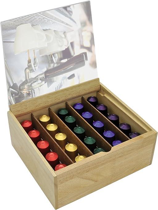 R2S - Caja Para Cápsulas De Café Nespresso: Amazon.es: Hogar