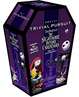 Amazon.com: Monopoly The Nightmare Before Christmas Collector's ...