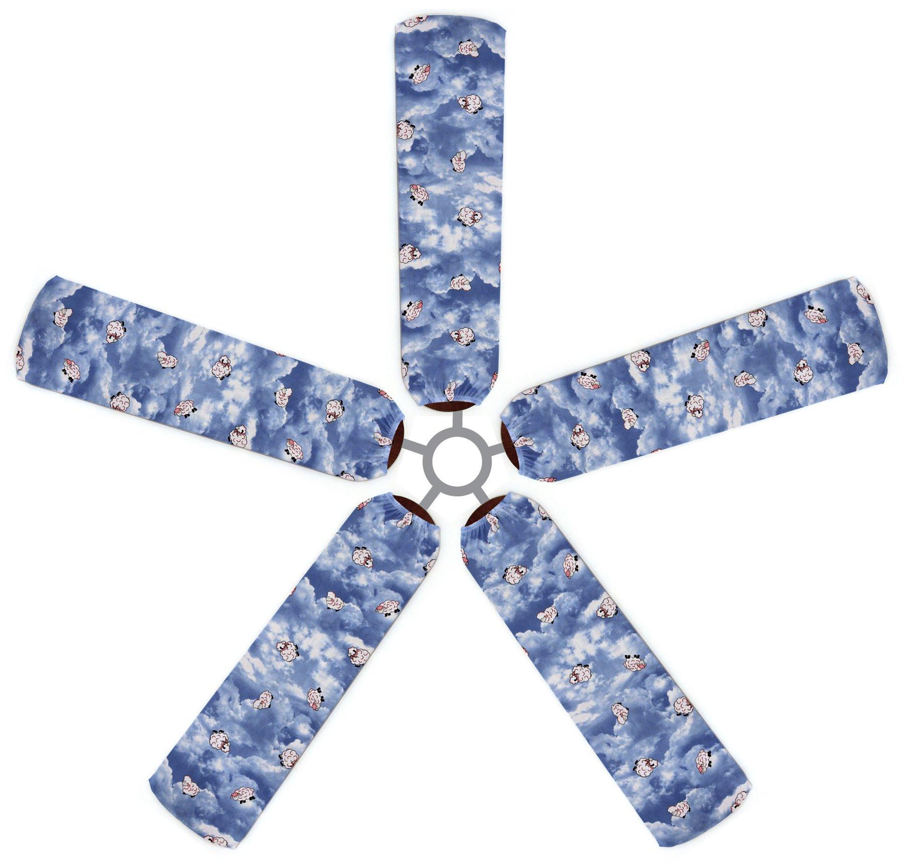 Fan Blade Designs Lullaby Ceiling Fan Blade Covers