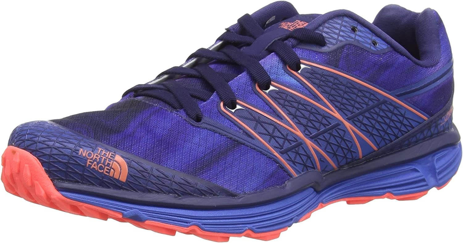 The North Face W Litewave TR, Zapatillas de Running para Mujer ...