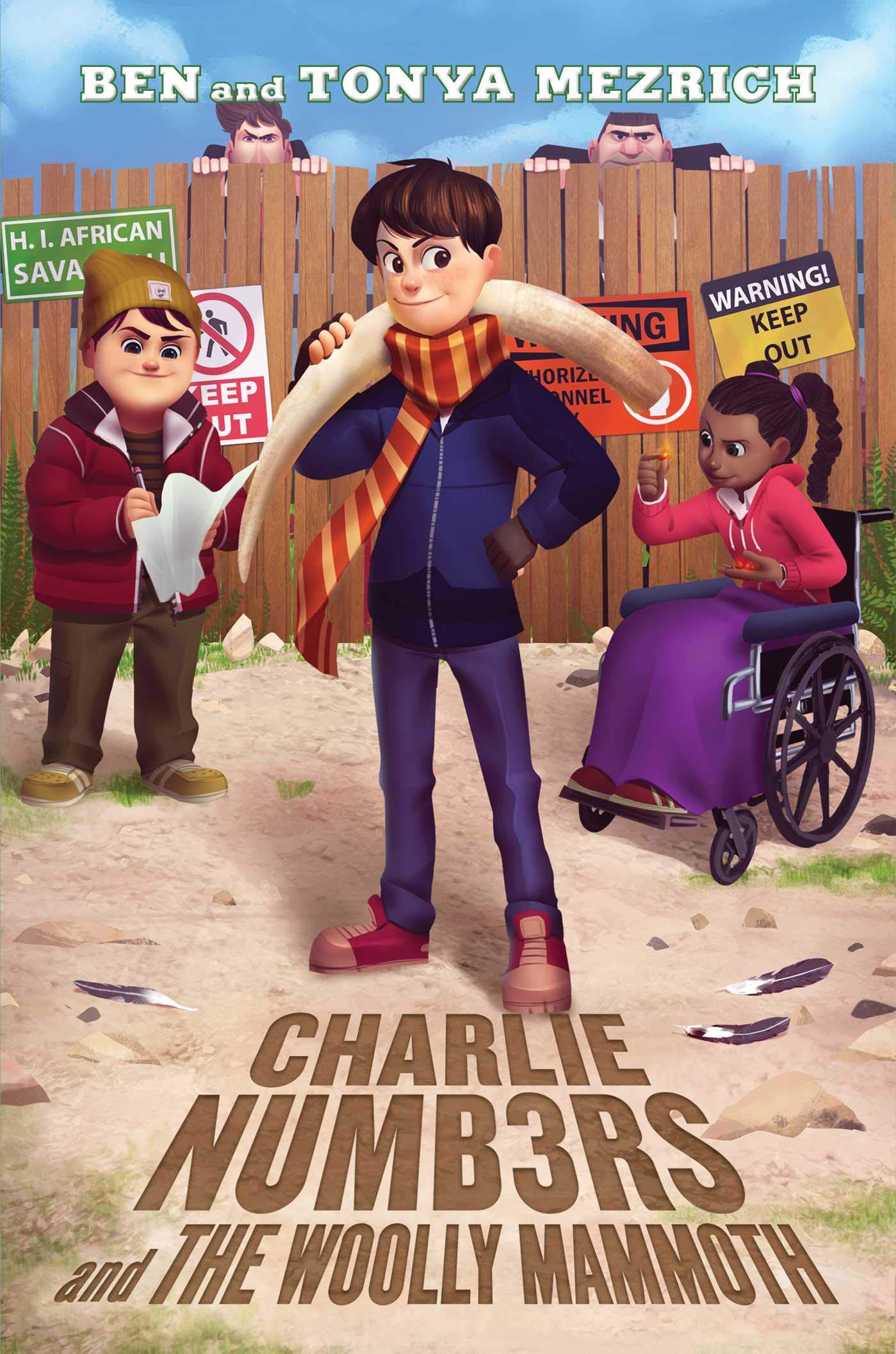 Charlie and Bens adventue