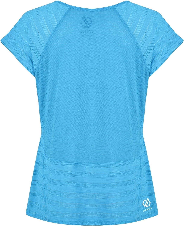 Mujer Dare 2b Efficiency Lightweight Quick Drying Active Camiseta
