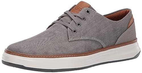 ea1864b6dc Skechers Men's Moreno- EDERSON Fashion Sneakers: Amazon.ca: Shoes ...