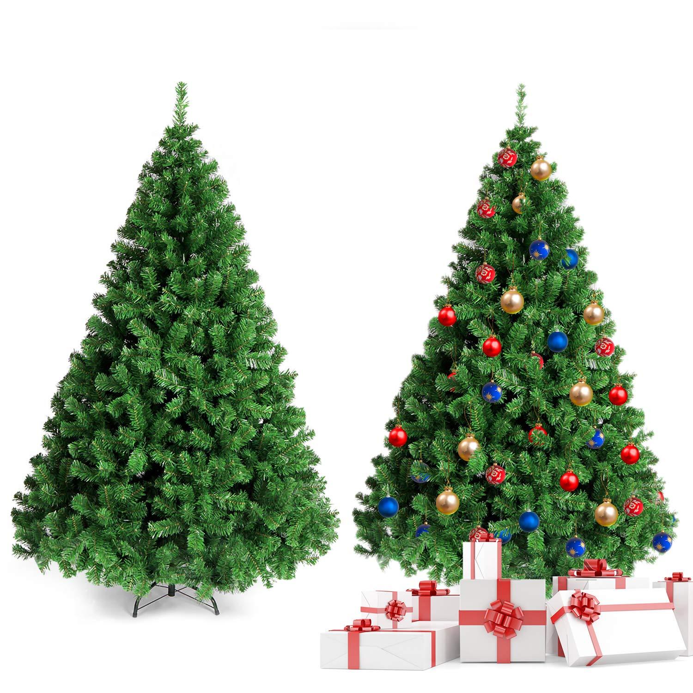 arbolito navideño sin decoración