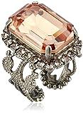 "Sorrelli ""Sand Dune Petite Emerald-Cut Ring, Size 7-9"