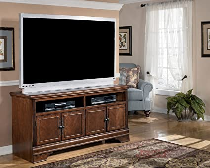 Charmant Ashley Furniture Signature Design   Hamlyn TV Stand   60in With 2 Cabinets  And 2 Storage