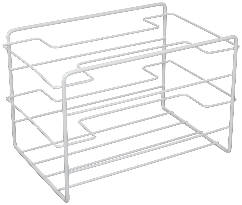 Organized Living Kitchen Wrap Organizer, Nickel 2313091145