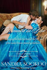 Trimmed in Blue (Colors of Scandal Book 3) Kindle Edition