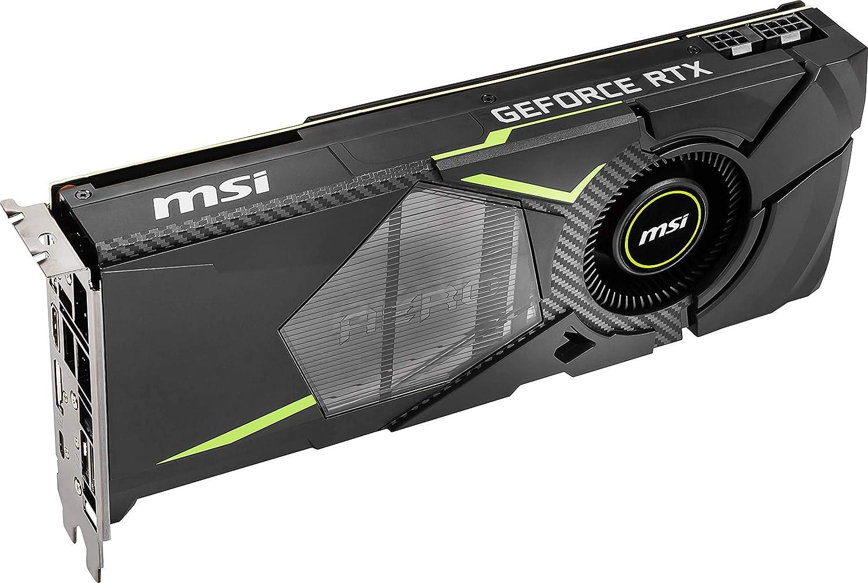Amazon.com: Tarjeta gráfica MSI V373-002R GeForce RT 2070 ...