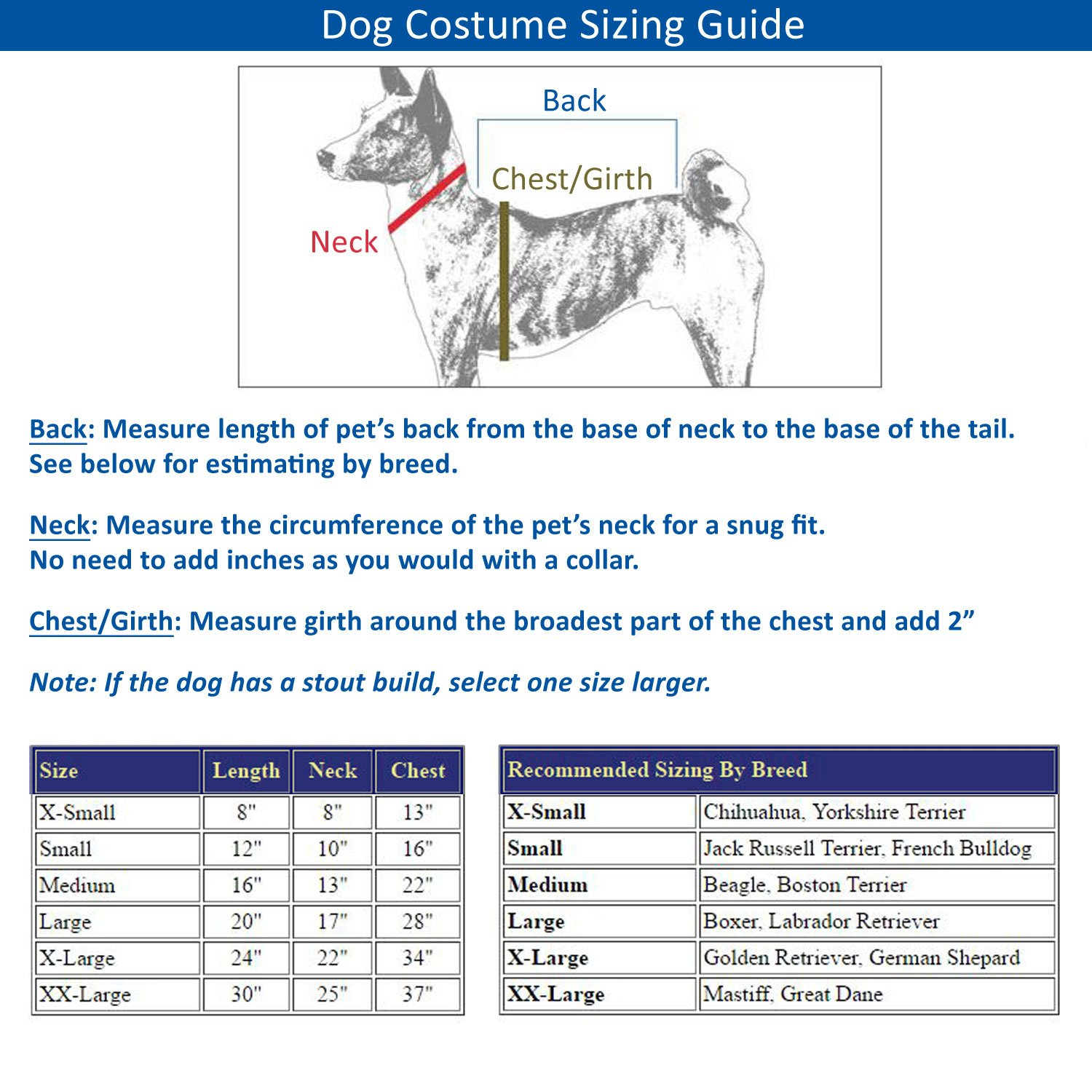 X-Large Casual Canine Shark Costume for Dogs 24-Inch