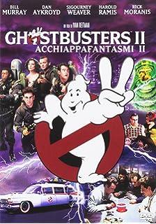 Ghostbusters collection box dvd amazon wiig begley jr