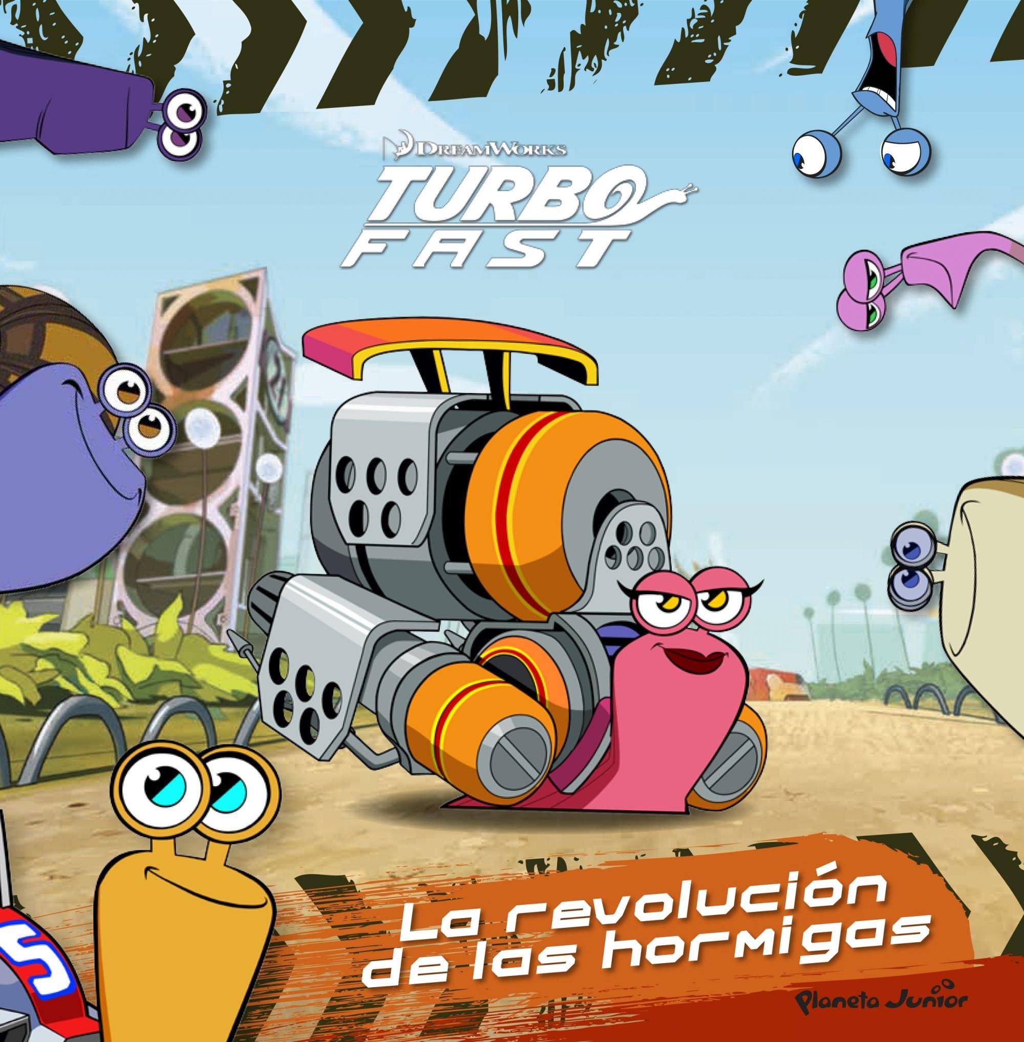 Turbo Fast. La revolución de las hormigas: Cuento: Amazon.es: Dreamworks, Editorial Planeta S. A.: Libros