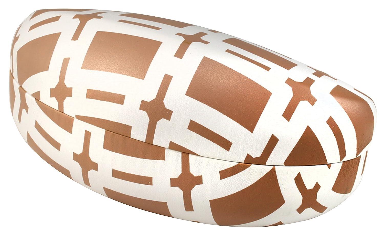 Edge I-Wear Large Hard Clamshell Sunglasses Case B59 B59-15-OR