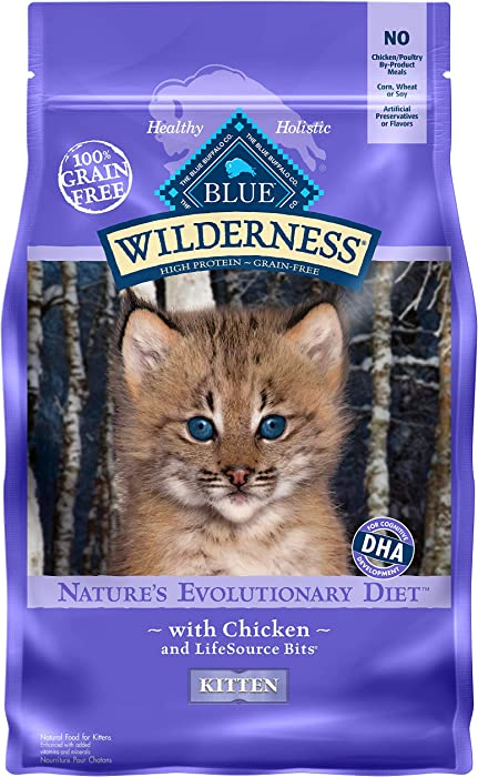 Top 9 Blue Buffalo Dry Kitten Food