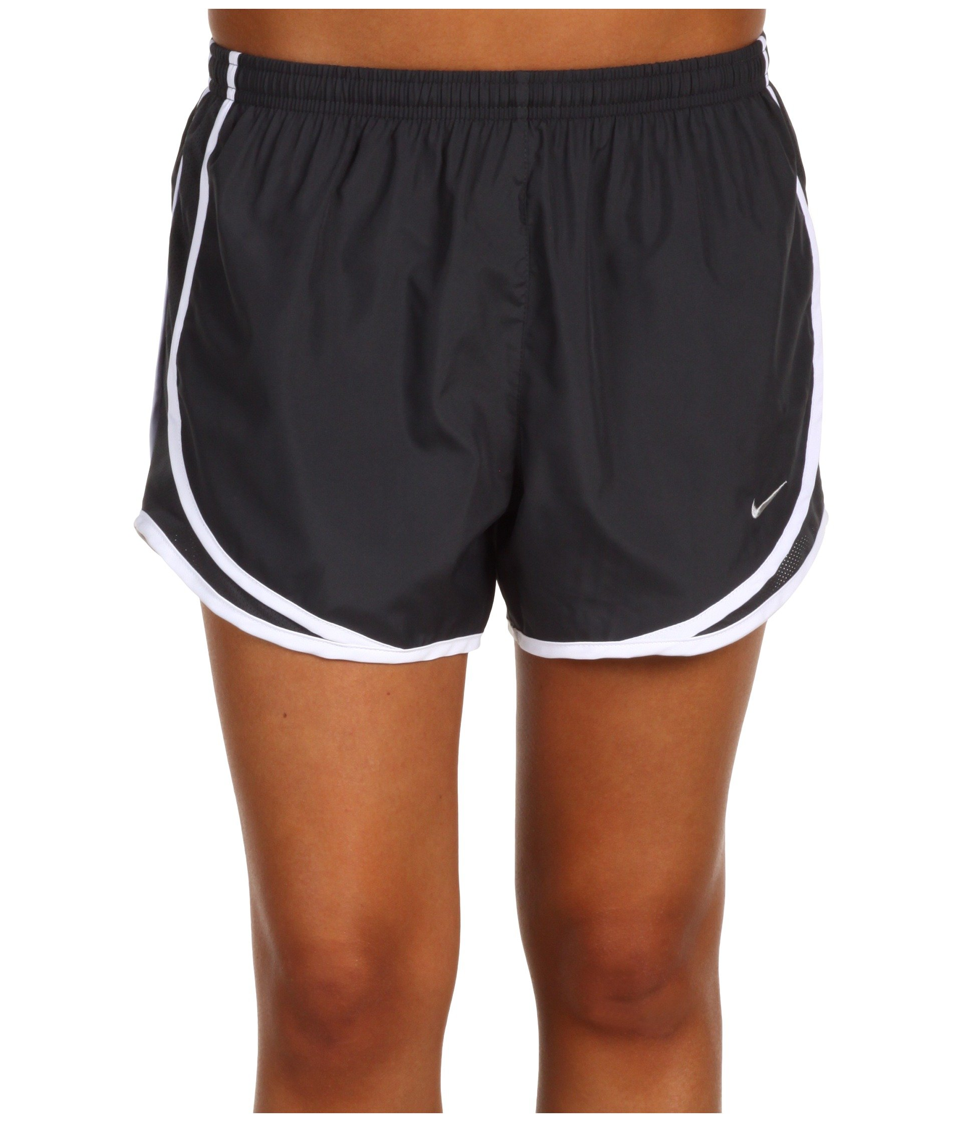Nike Tempo Track Shorts Grey/White by Nike