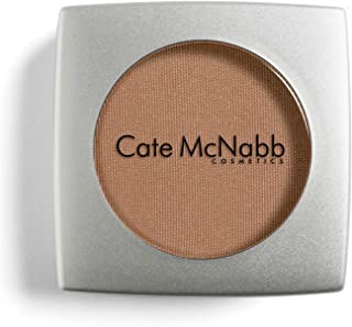 product image for Naked Peach | Neutral Nude Mineral-Based Blush - Paraben-Free, Gluten-Free, Vegan, Cruelty-Free Formula by Cate McNabb Cosmetics, 0.11 oz.