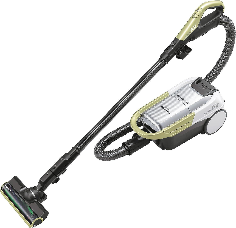 シャープ コードレスキャニスター紙パック式掃除機 EC-AP500