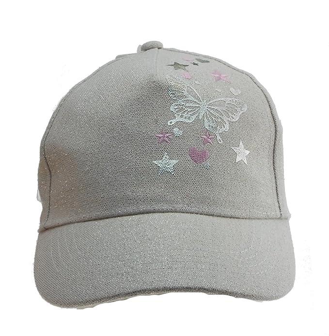 1 gorra mariposa efecto bordado con lentejuelas - sombrero - niño ...