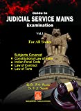 Guide to Judicial Service Mains Examination - Vol.1