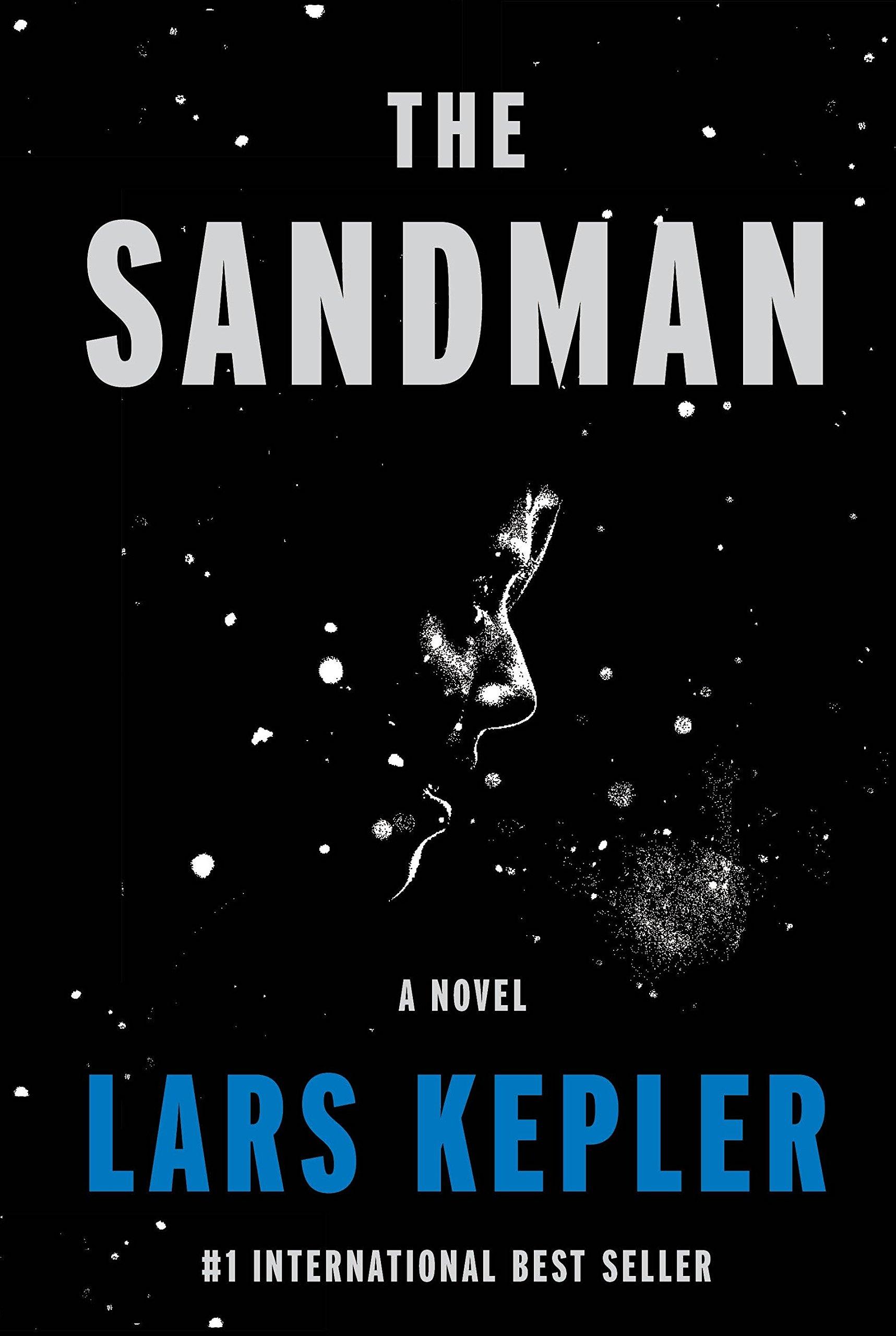 The Sandman: A novel (Joona Linna) by Knopf