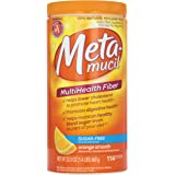 Metamucil Metamucil Smooth Texture Sugar Free Orange, 114 each