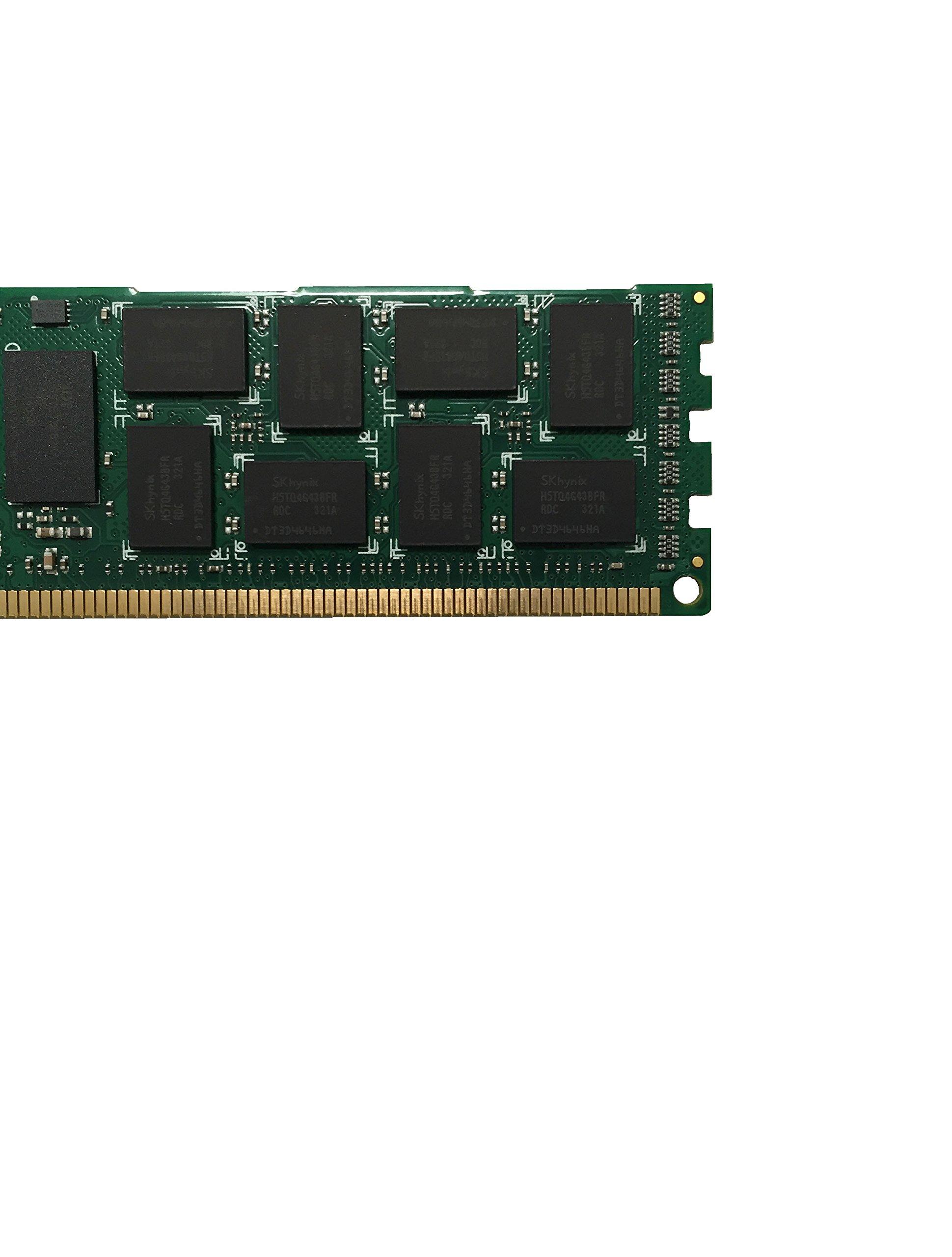 Adamanta 32GB (2x16GB) Server Memory Upgrade for Dell PowerEdge T320 DDR3 1600Mhz PC3-12800 ECC Registered 2Rx4 CL11 1.5v by Adamanta Memory (Image #4)
