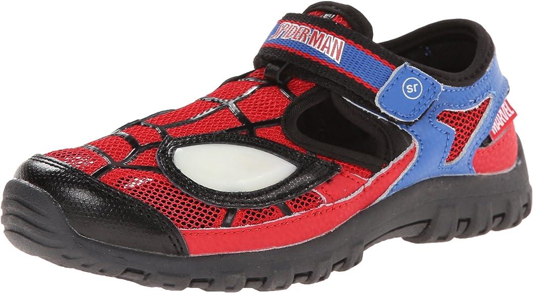 Stride Rite Spider-Man Light-Up Sandal
