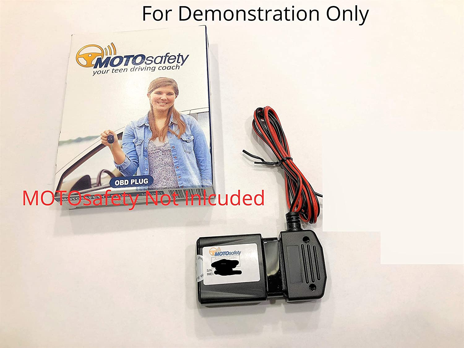 OBD ll GPS Tracker Hide//Relocate Wired Conversion kit Power Adapter JVega electronics