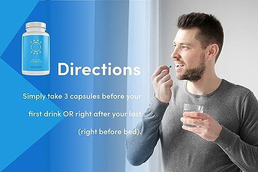 Amazon.com: Dihidromiricetina (DHM) (300 mg - 30 cápsulas ...