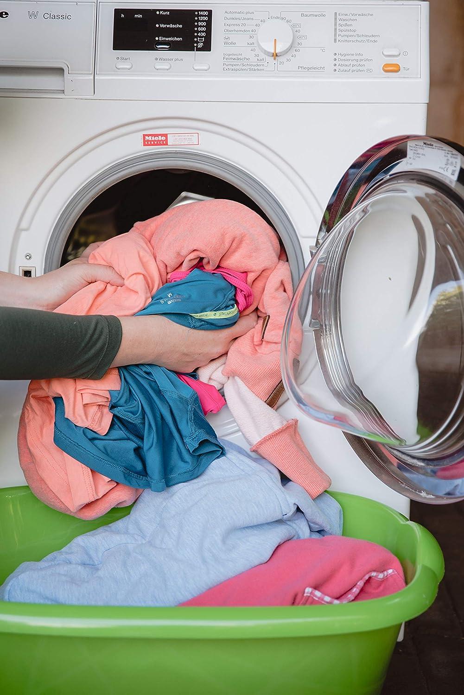 7 x Dylon Blanco N Brillante Blanqueamiento de doble acción Hojas ropa de limpieza