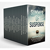 Summer of Suspense: Sixteen Tales By Some of Christian Fiction's Most Popular Mystery and Suspense Authors (English Edition)
