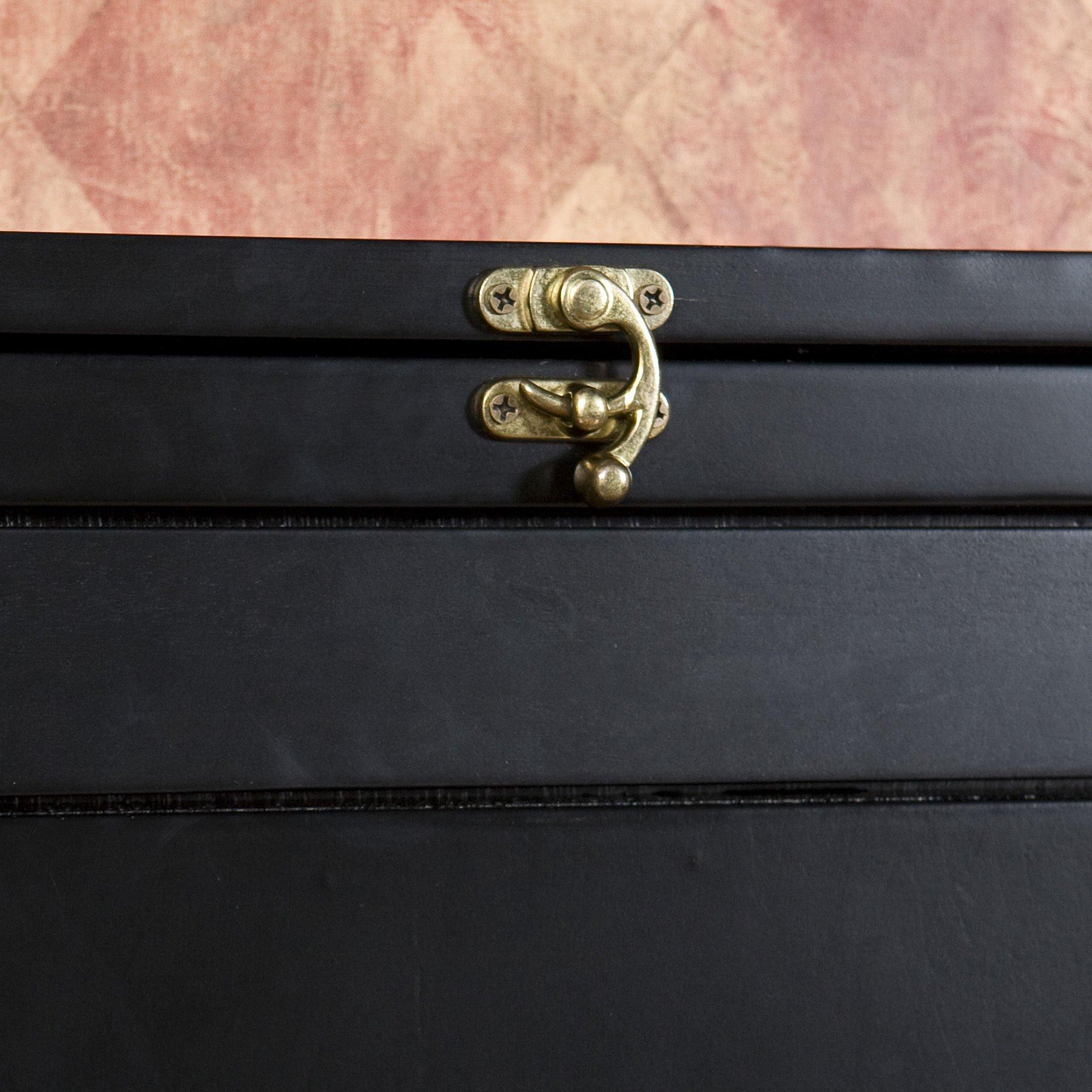 Murphy Black Walnut Finish Adjustable Fold-out Convertible Writing Desk