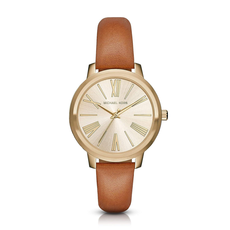 Michael Kors Women s Hartman Brown Watch MK2521