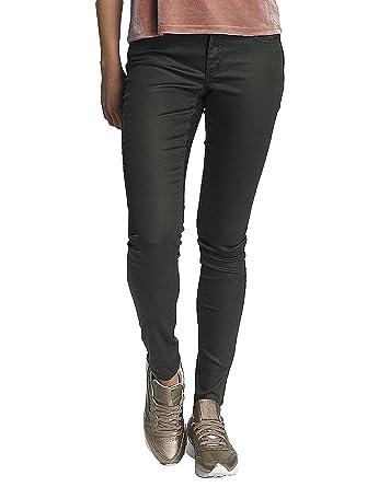 310e46de6c7b1 Only Femme Pantalons Chino onlLucia  Amazon.fr  Vêtements et accessoires