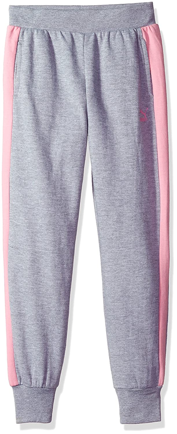 PUMA Girls Girls' T7 Jogger Pants