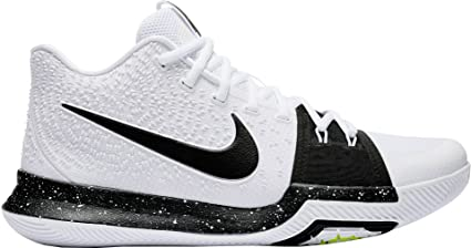 737b7375e62 ... netherlands nike mens kyrie 3 tb basketball shoes white black 14 dm  4b473 900cd