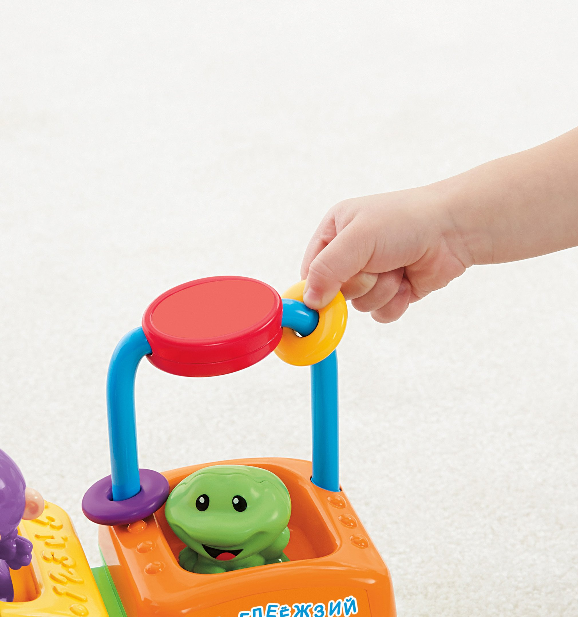 Fisher-Price Laugh & Learn Smart Stages Puppy's Smart Train by Fisher-Price (Image #12)