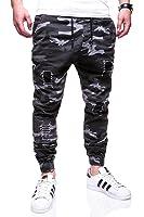 MT Styles Jogging Chino-pantalon Camouflage homme RJ-3227