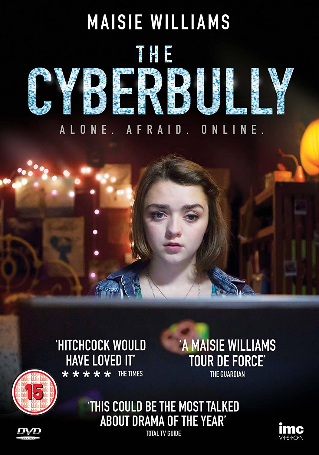 Maisie Williams in Cyberbully Poster