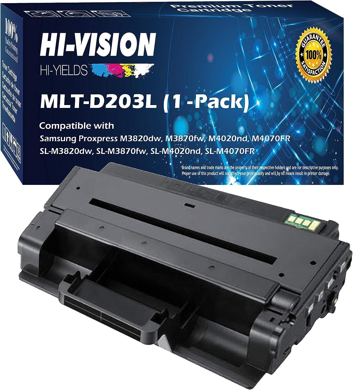 2Pk Fit Samsung MLT-D203L Toner Fit M3320ND M3820DW M3870FW M4020ND M4070FR
