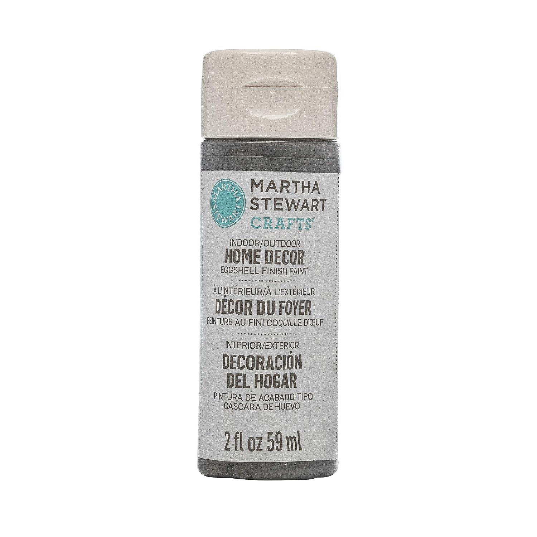 Martha Stewart Craftsホームインテリアペイントで、アソートカラー グレイ 05872 B078T7GKH9 Lava Stone Gray