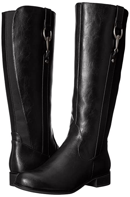 LifeStride Damens's Sikora Riding Boot   Knee High f83587