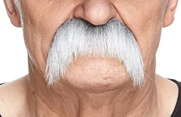 Chinese Fake Mustache Novelty Mustaches Self Adhesive