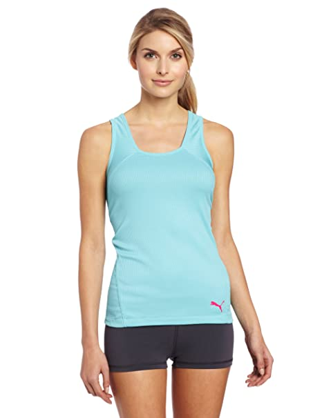 Amazon.com  PUMA Women s Must Have Tank  Clothing 69db3fe052