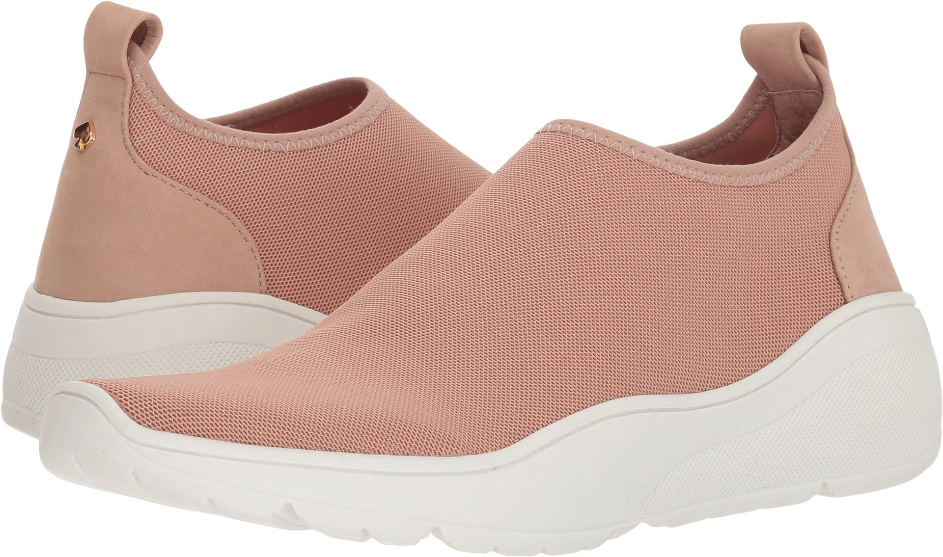 Kate Spade New York Women's Bradlee Sneaker, Blush, 6.5 M US