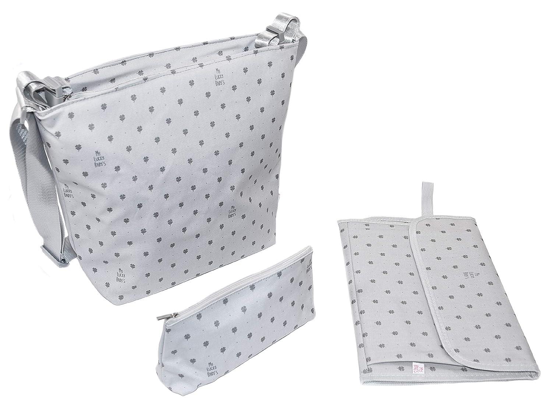 Bolsa para silla de paseo color lucky silver unisex My Bags pkpro062