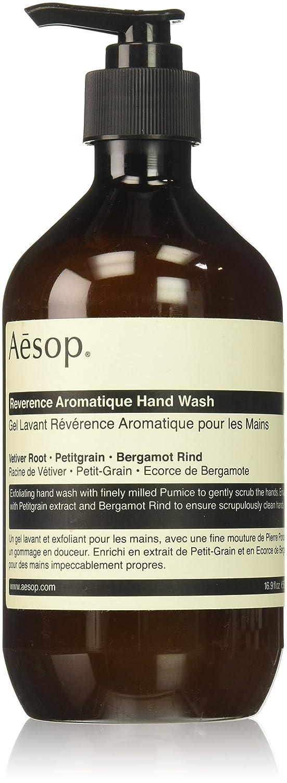 'entspr. 62Euro/1litro–contenuto: 500ml pulizia Gel Reverence Aroma Tique Hand Wash