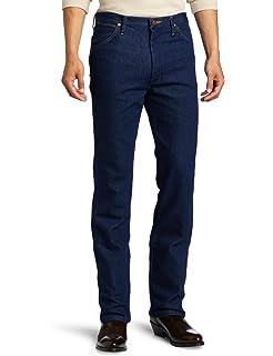 43f47a6c Wrangler Men's Cowboy Cut Slim Fit Jean at Amazon Men's Clothing ...